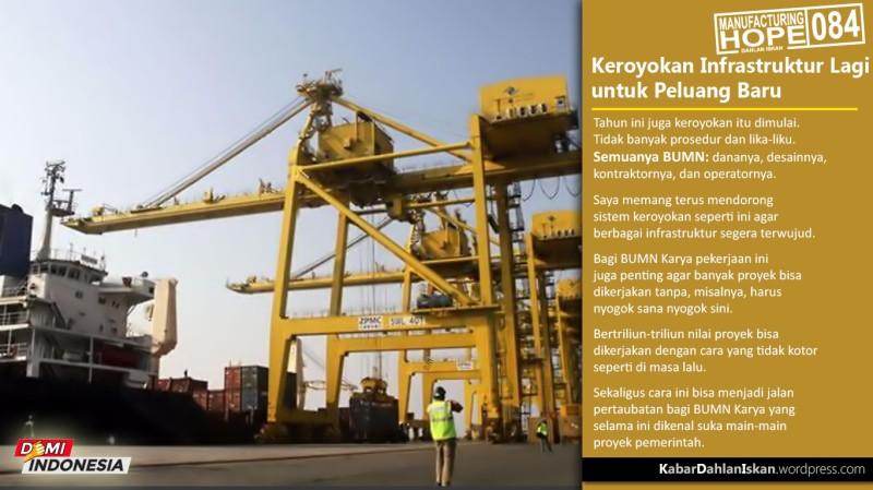 MH084 - Keroyokan Infrastruktur Lagi untuk Peluang Baru